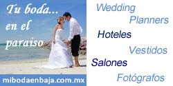 Mi boda en Baja, Todo para tu boda o evento.